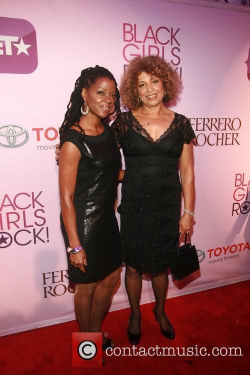 Imani Walker, Angela Davis Black Girls Rock! 2011...