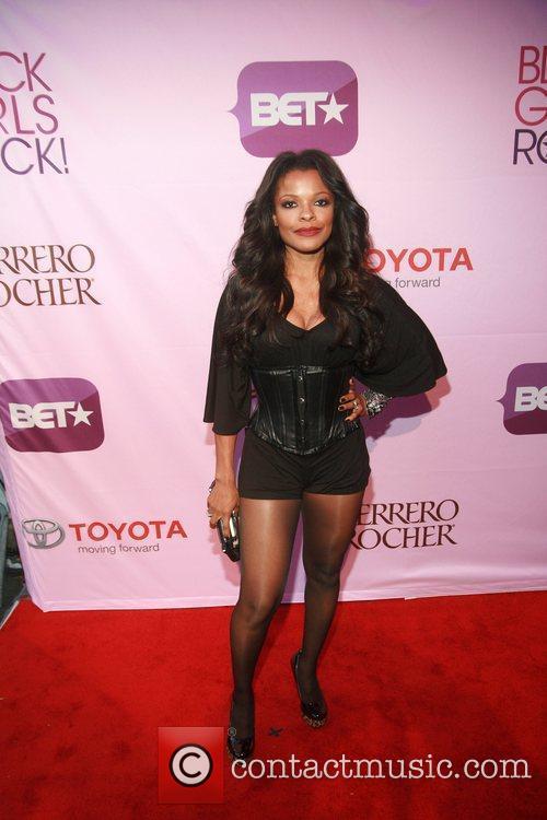 Keesha Sharp Black Girls Rock! 2011 at the...