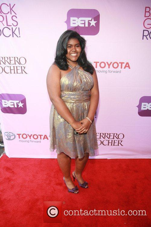Leanna Archer Black Girls Rock! 2011 at the...