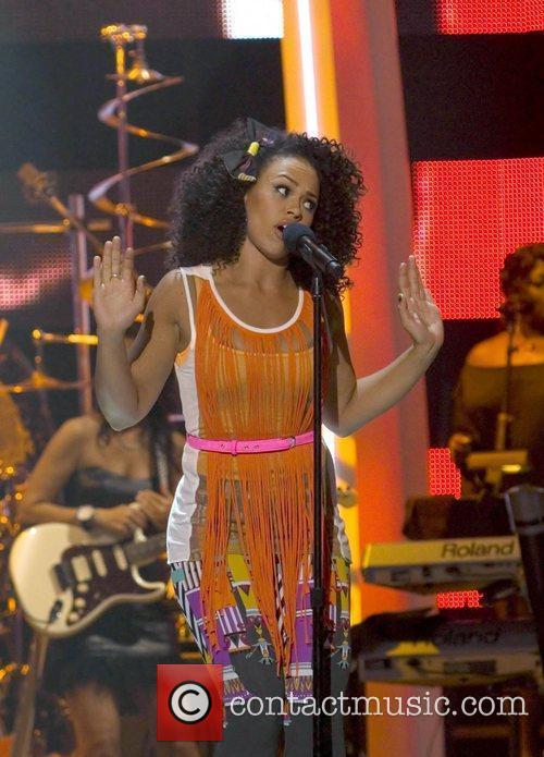 Elle Varner  Black Girls Rock! 2011 at...