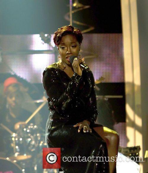 Estelle  Black Girls Rock! 2011 at the...