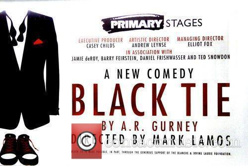 Opening night of the Off-Broadway production of 'Black...