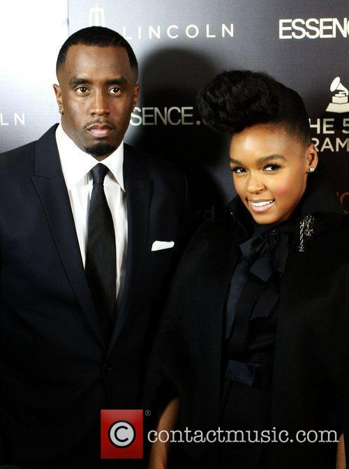 Sean Combs and Janelle Monae 5
