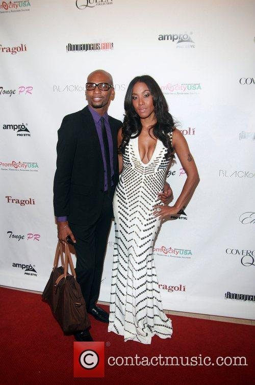 Lamar Wright and Lexi Chow  COVERGIRL Queen...