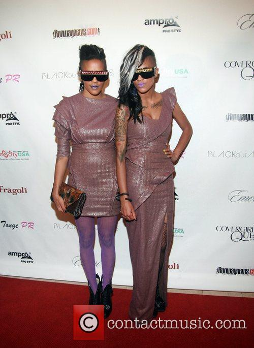 Coco and Breezy  COVERGIRL Queen Collection Presents...