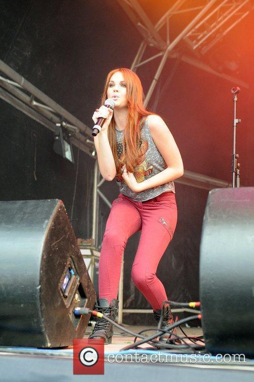 Corrina Durran of Wonderland  The 2011 Blackpool...