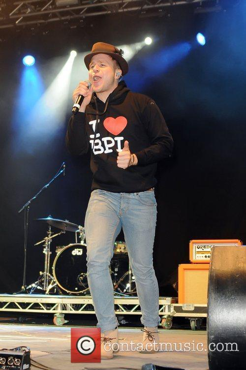 The 2011 Blackpool Illuminations Swtich-On Concert