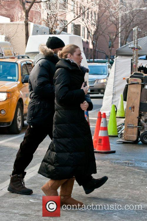 Blake Lively Blake Lively is seen on the...