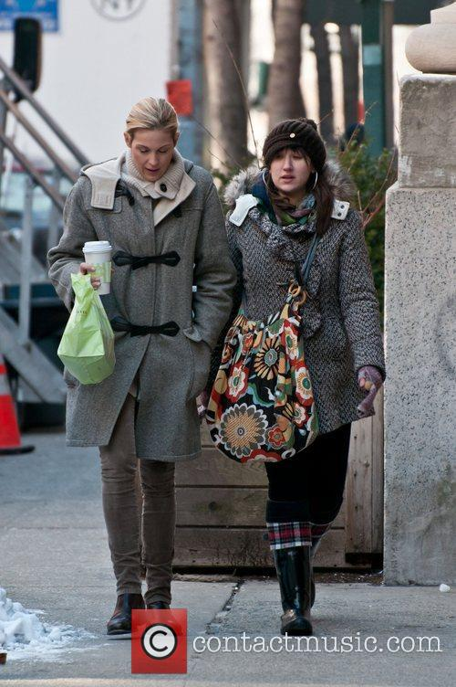 Kelly Rutherford Kelly Rutherford is seen on the...