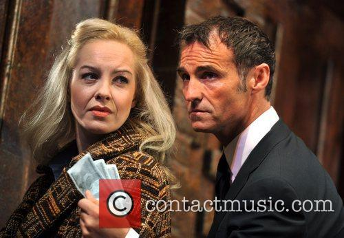 Marti Pellow and Vivienne Carlyle 'Blood Brothers' photocall...