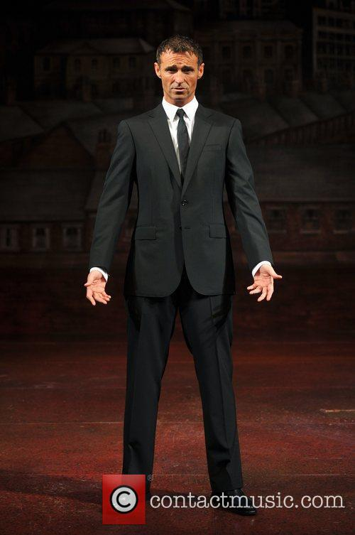 Marti Pellow 'Blood Brothers' photocall at the Phoenix...