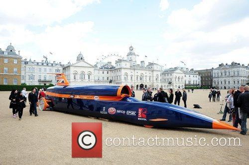 bloodhound project Bloodhound ssc – a supersonic racing car designed to reach speeds of 1,000mph (1,600km/h) welcome to bloodhound's monthly newsletter, with the latest news about the project.