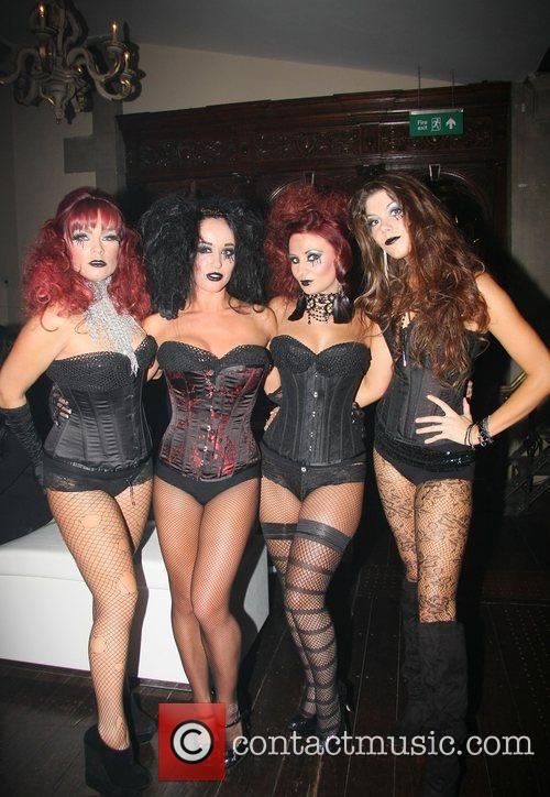 vip godesses the bloodlust ball 2011 held 3582498