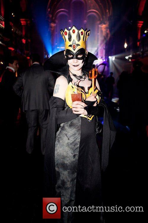 The Bloodlust Ball 2011 held at One Mayfair