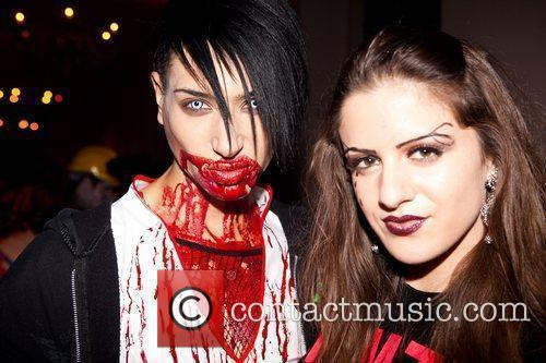 guests the bloodlust ball 2011 held at 3582614