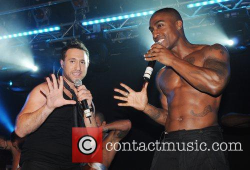Antony Costa and Simon Webbe 3