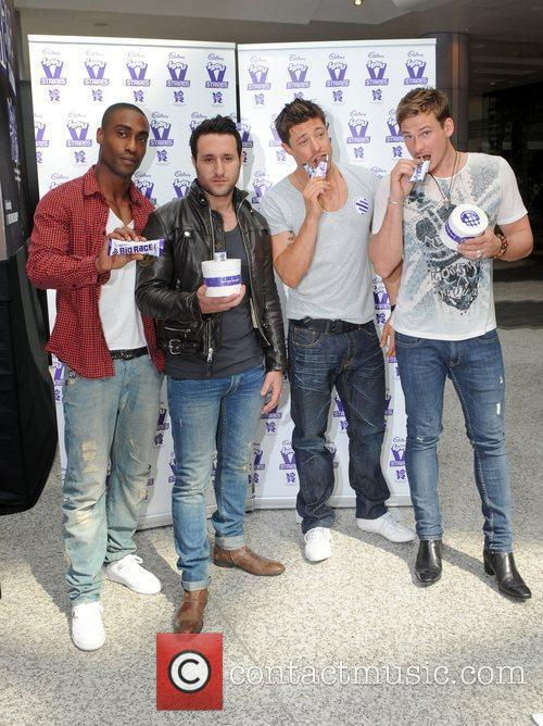 Blue and Lee Ryan 5