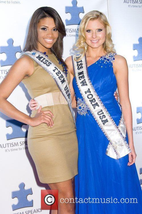 Kamie Crawford and Amber Collins A Blue Affair...