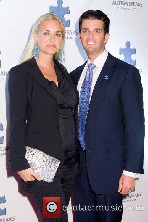 donald trump jr vanessa haydon. donald trump jr and vanessa