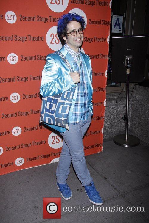 Chase Brock (choreographer)  Opening night of the...