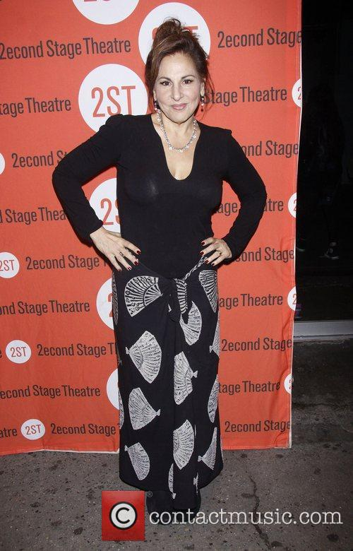Kathy Najimy  Opening night of the Second...