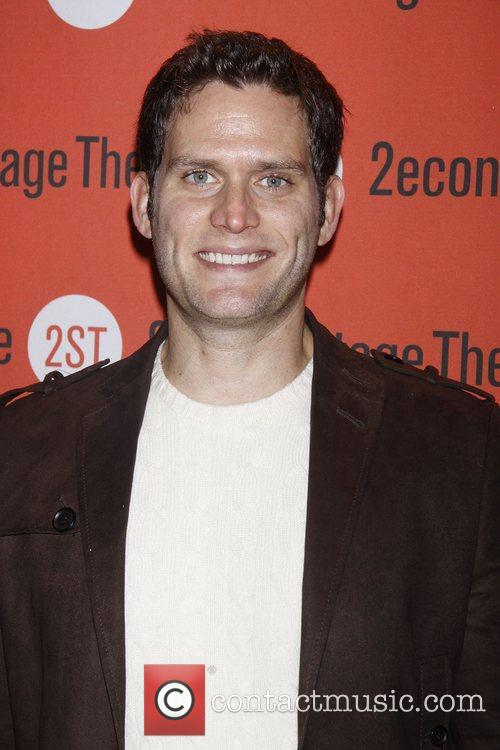 Steven Pasquale  Opening night of the Second...