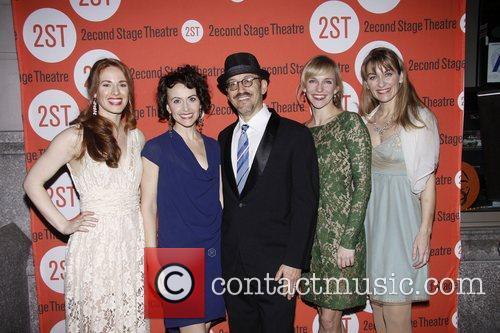 Teal Wicks, Julia Osborne, Will Pomerantz and Megan...