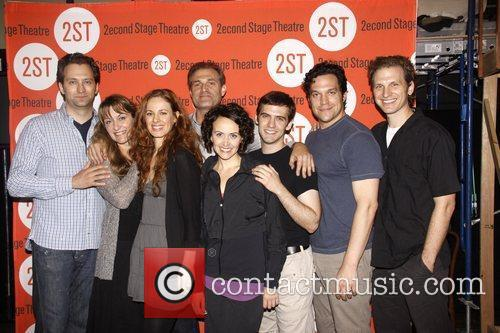 Photo call for the upcoming musical 'The Blue...