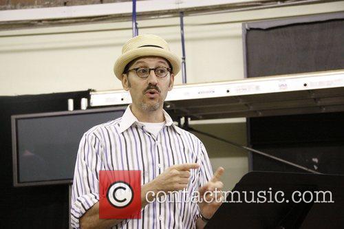 Will Pomerantz Open press rehearsal for the upcoming...