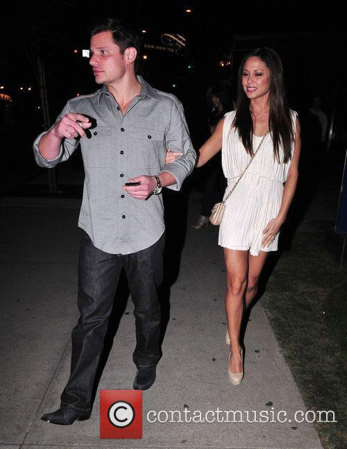 Nick Lachey and Vanessa Minnillo 9