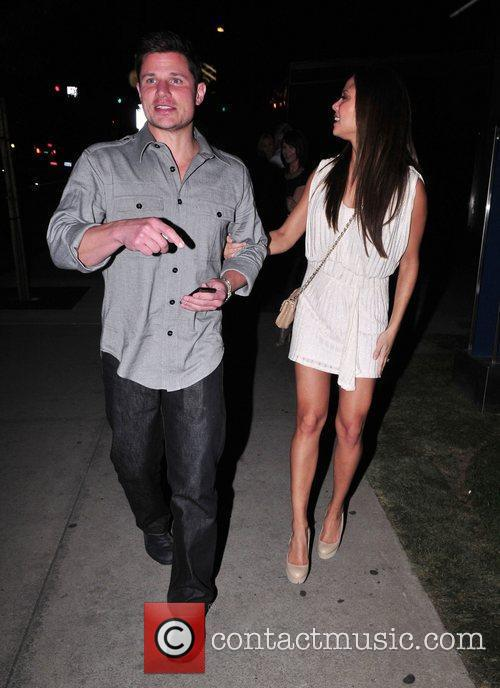 Nick Lachey and Vanessa Minnillo 5