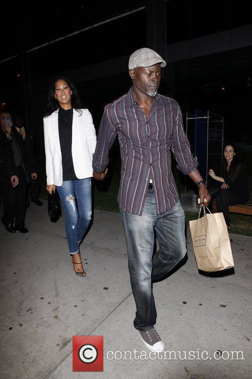 kimora lee simmons djimon hounsou 3533170