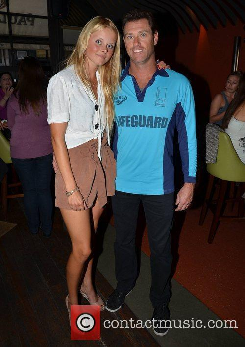 The stars of Australian Reality Show 'Bondi Rescue'...