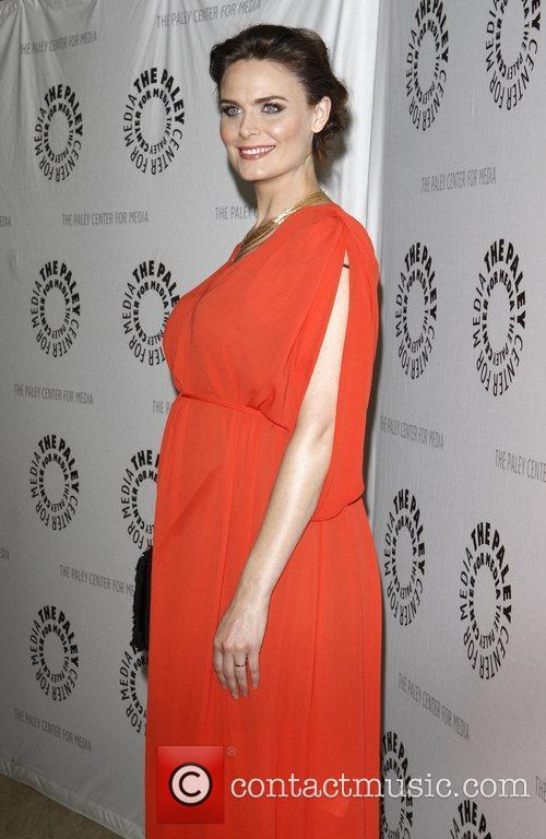 Emily Deschanel The Paley Center for Media Presents...