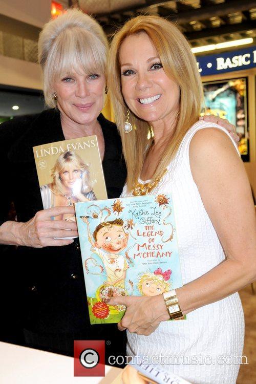 Linda Evans and Kathie Lee Gifford 10