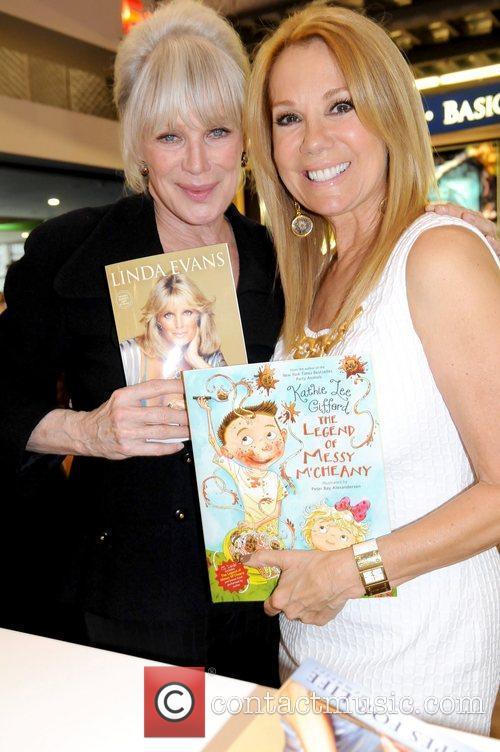 Linda Evans and Kathie Lee Gifford 4