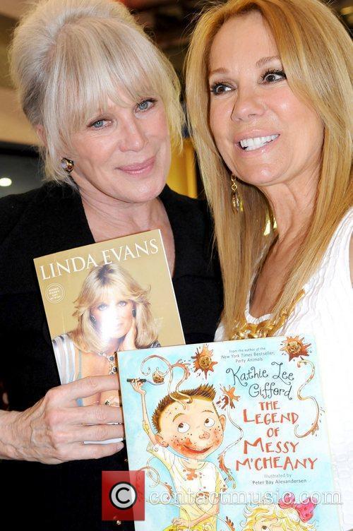 Linda Evans and Kathie Lee Gifford 6