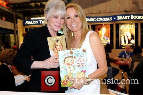 Linda Evans and Kathie Lee Gifford 7