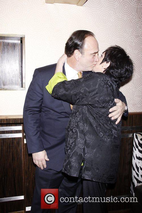 Jim Belushi and Liza Minnelli 1