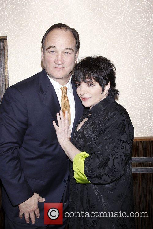 Jim Belushi and Liza Minnelli 10