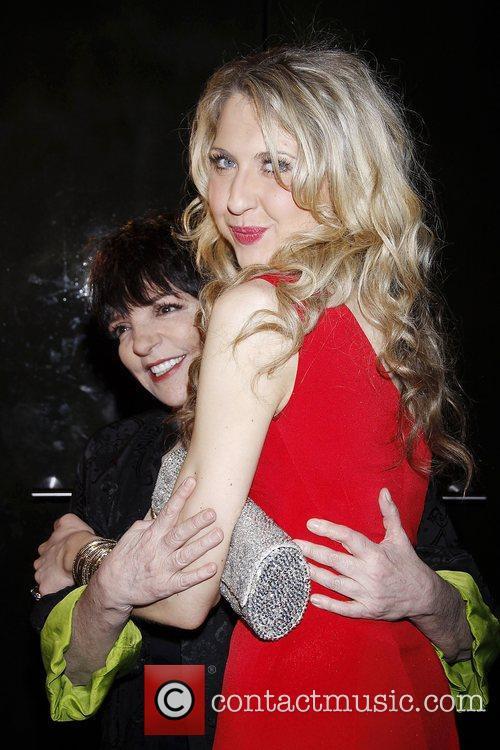 Liza Minnelli and Nina Arianda