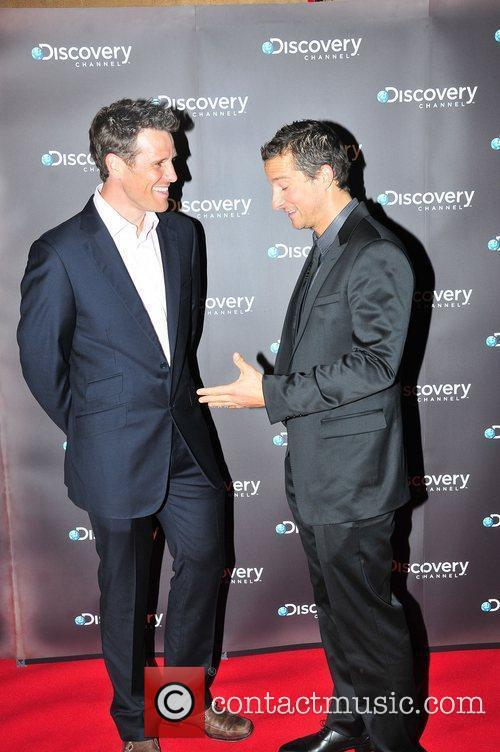 Bear Grylls and James Cracknell 7