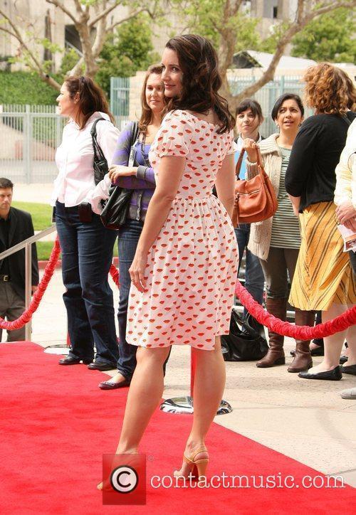 Kristin Davis World premiere of Born To Be...