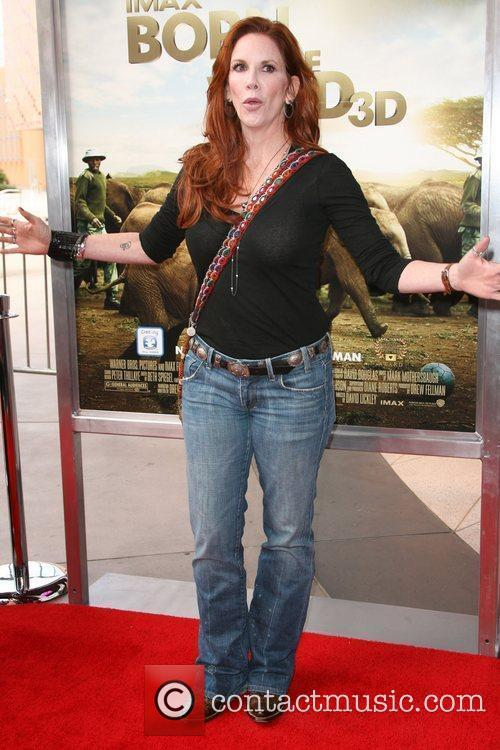 Melissa Gilbert World premiere of Born To Be...