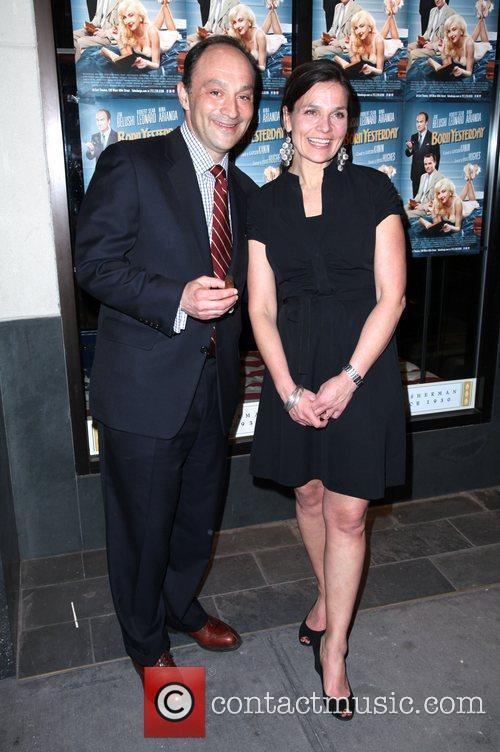 Bill Sherman and Michele Sherman The Creative Coalition...
