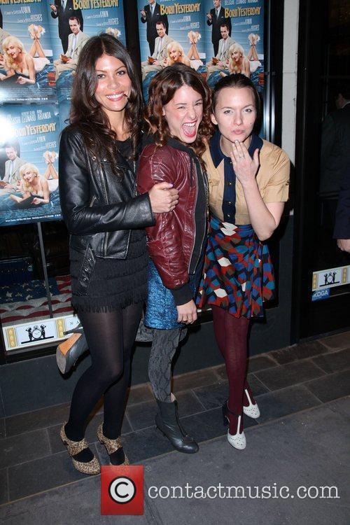 Dawn Dunning, Meghan Miller and Tanya Fischer The...