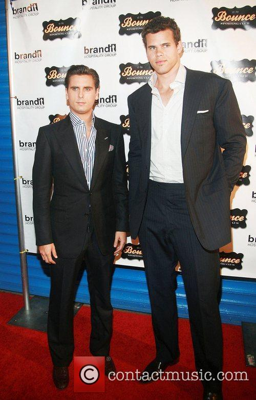 Scott Disick and Kris Humphries 8