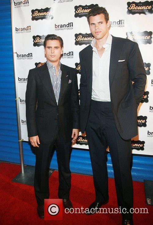 Scott Disick and Kris Humphries 5