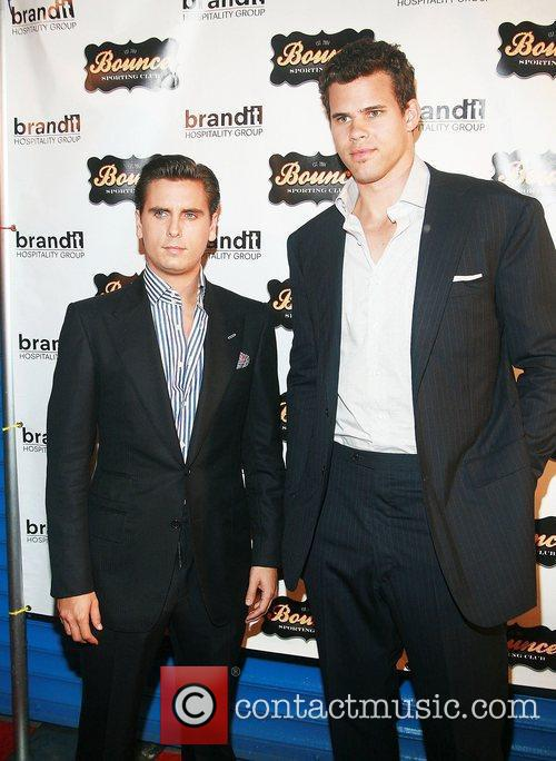 Scott Disick and Kris Humphries 4