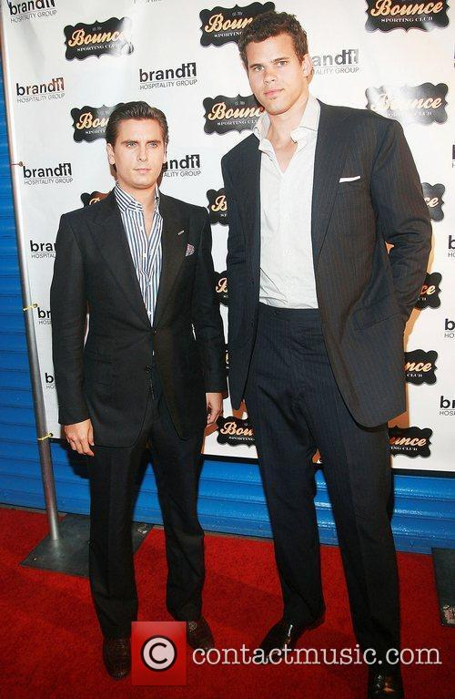 Scott Disick and Kris Humphries 7